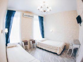 Отель Old Moscow