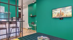 Апартаменты-студио с рабочим местом