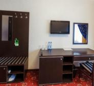 Переоборудованный номер «Стандарт» с рабочим местом без кровати