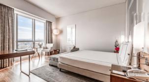Номер «Swiss Business Advantage» с рабочим местом